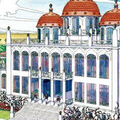 Glinda's Quadling Palace