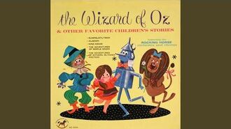 The Wizard of Oz - Peter Pan Records