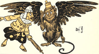 Winged Monkeys 2