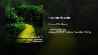 Rusting Tin Man