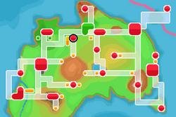 Gobi Village Map
