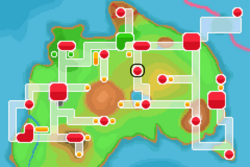 Lildune Town Map