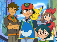 Ash and friends AG