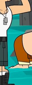 Brick's chest shot