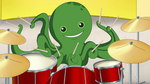DCSG Beast Boy as Octopus 1