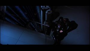 Darth Vader lays
