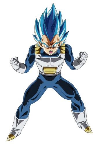 Super Saiyan Blue -Evolution-