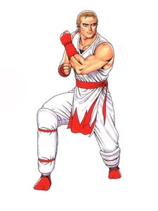 Andy Bogard RB