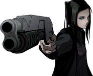 Konachan.com - 15635 ergo proxy gun re-l mayer weapon white
