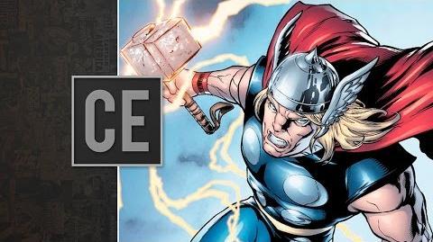 Marvel Comics Thor Odinson