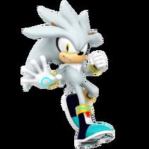 Silver the hedgehog legacy render by nibroc rock-db2ag3t