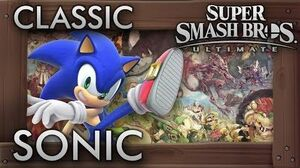 Super Smash Bros. Ultimate Classic Mode - SONIC - 9