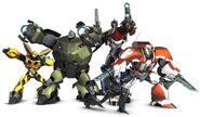 Team Prime (Season 1)