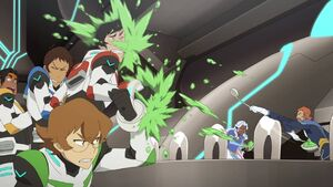VLD - Food Fight