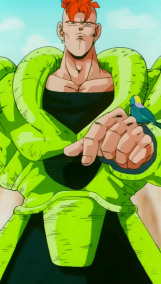 161px-Android16BirdPeace