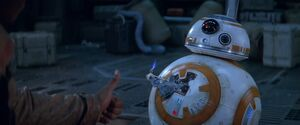 BB-8 Thumbs Up