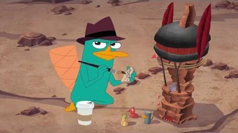 Canción Phineas y Ferb Los expedientes O.S.B.A. - Yo ya no tengo un lugar (Español Latino)
