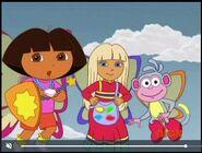 Dora allie and boots 342534