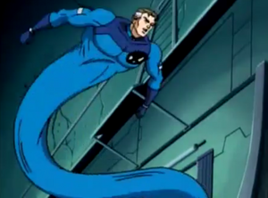 Mr. Fantastic spider