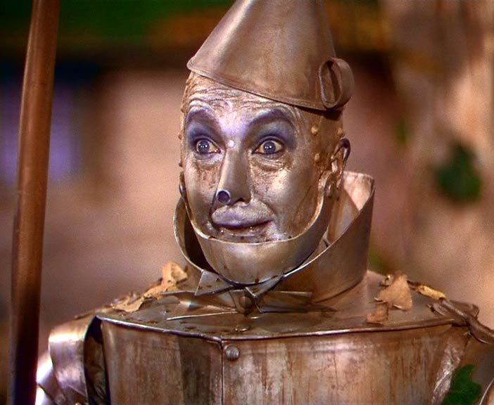 Image result for tin man oz