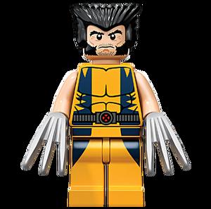 Wolverine Minifigure