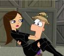 La Relación de Ferb y Vanessa