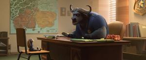 Bogo scolding Judy