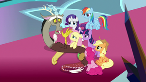 Discord lost sight of what's in front of you S9E2
