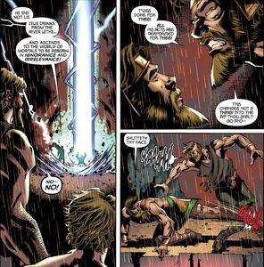 Hercules (Shade) (Earth-616) and Hercules (Earth-616) from Incredible Hercules Vol 1 131 002