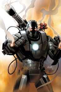 Iron Man 2 0 Vol 1 1 Textless
