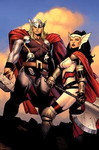 Thor-and-Sif