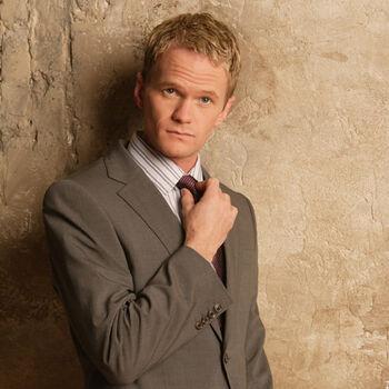 Barney ist auch mitgekommen und nach einem kurzen Gespräch wirft Robin die ganze Mannschaft aus der Wohnung.