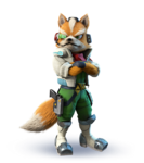 Fox McCloud Starlink