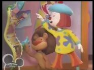 Jojo's circus jojo and goliath