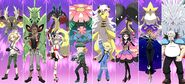 Kalos Gym Leaders Mega Pokemon