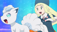 Lillie and Snow (SM060)