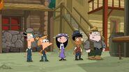 Phineas y Ferb y sus amigos pioneros