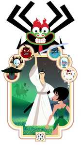 Samurai jack by supasmashsketcher db9fknb