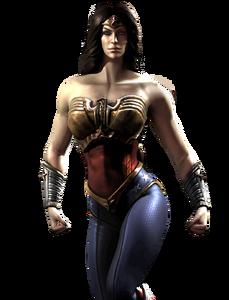 Wonder Woman IGAU