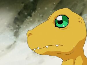 Agumon (Adventure 02 Ep. 46)