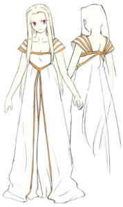Irisviel dress