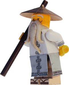 Master wu 2 lego ninjago movie