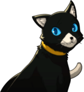 Morgana- Cat Form