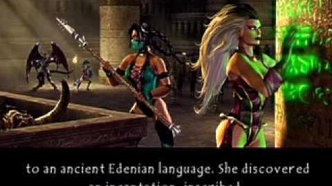 Mortal Kombat Deception Sindel's Ending