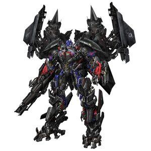 Optimus prime render by jayc79-d5kju9z