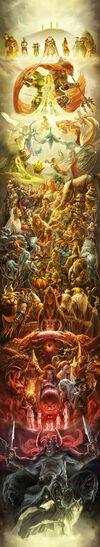The Legend of Zelda Universe - Imgur
