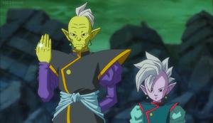 The two Supreme Kais