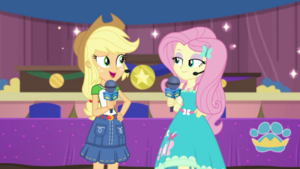 Applejack you sure do have EGDS36