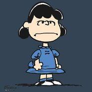 Lucy van pelt tshirt