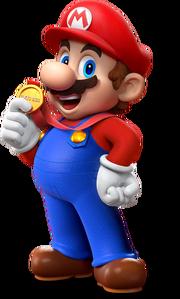Mario (Super Mario Bros
